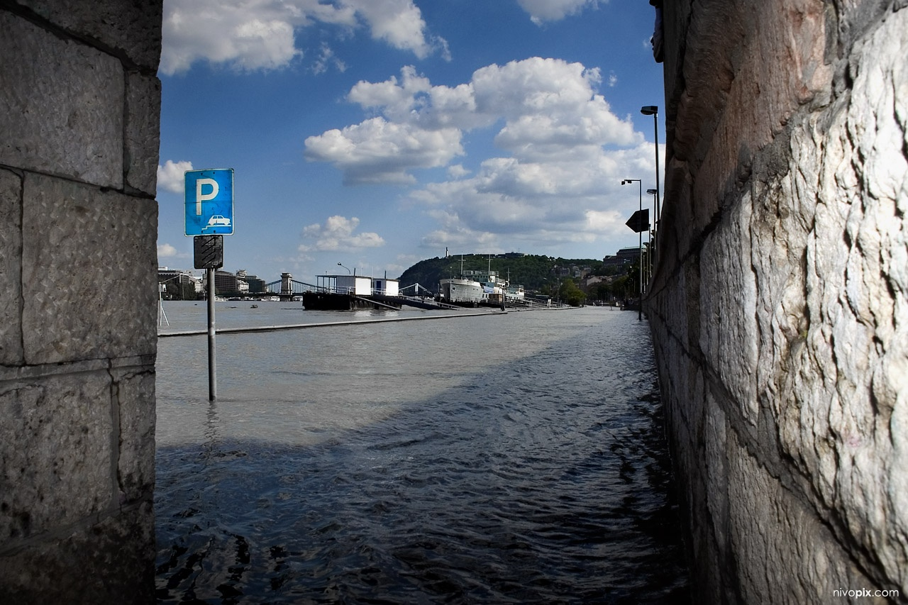 Danube flood