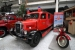 Mercedes-Benz LF15 fire truck