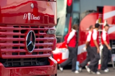 F1 Clienti - Mercedes Actros