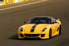 Ferrari 599XX at Hungaroring