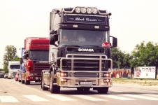Scania 164L - Black Corsair