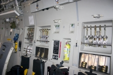 Boeing C-17 Globemaster III - stowage tiedown devices & straps
