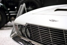 Aston Martin DBS Vantage headlight